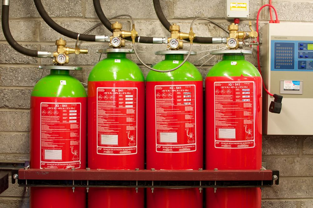 Fire Projects Pvt Ltd-Solution provider for Fire Alarm, VESDA & Suppression